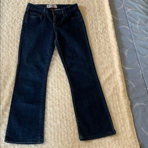 Denizen by Levi's Jeans Bootcut Dark Wash 8M